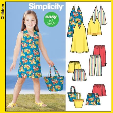Simplicity 5531 pattern