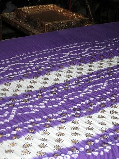Hand printed fabric jaipur