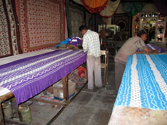 indian printed fabric