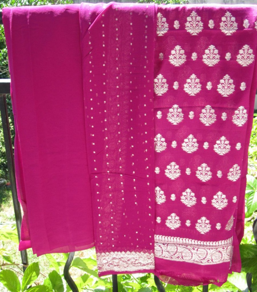 indian fabric Nalli silk saree
