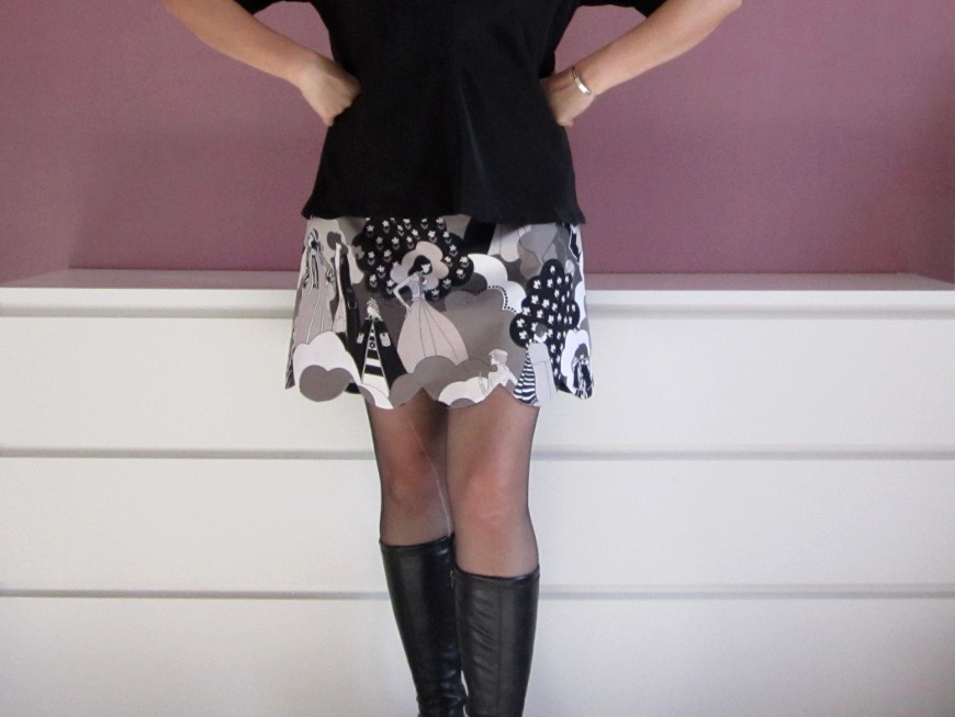 Meringue skirt - Colette patterns